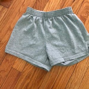 Differ girls grey shorts size youth large